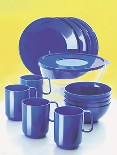 Patioware Table Sets Blue