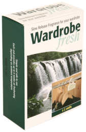 Wardrobe Fresh air freshener pack