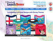 Windmill Lunchboxes